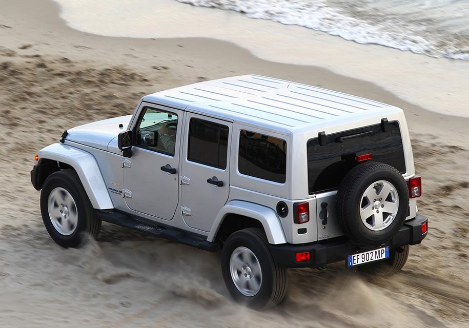 Следующий Jeep Wrangler полу…