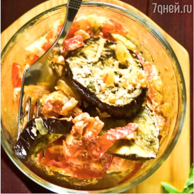 Баклажаны с йогуртом: рецепт…