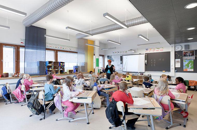 Любопытное о финской системе образования