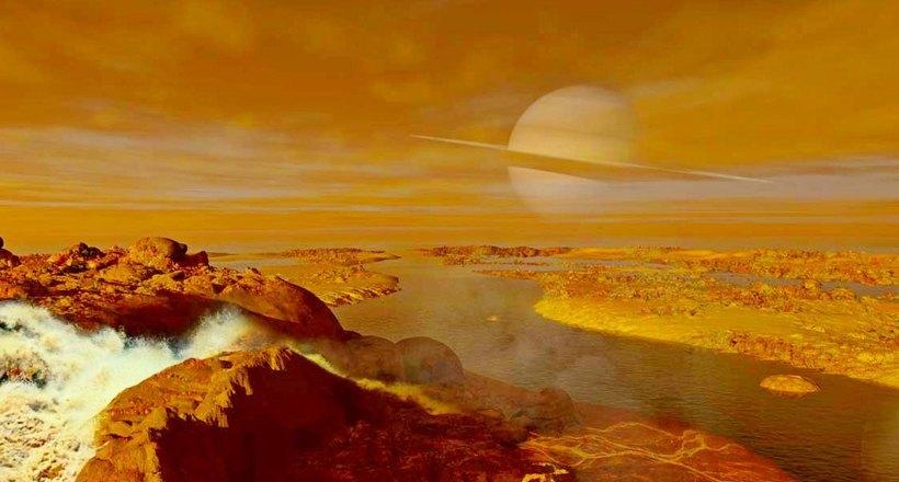 Марс отменяется: ученые обнаружили на Титане вещества, необходимые человечеству