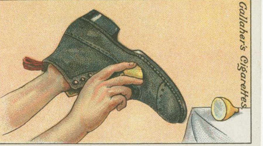 Этим лайфхакам уже сотня лет, но они по-прежнему гениальны пригодится, веков, отеле, шикарное, ботинку, провести, попробуйте, лимон, обычный, пополам, Разрежьте, щетки, обувной, застрял, чистки, способ, чистотаТакой, разСвежесть, следующий, аккуратнее