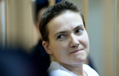 Путин ответил на письмо Порошенко о лётчице Савченко