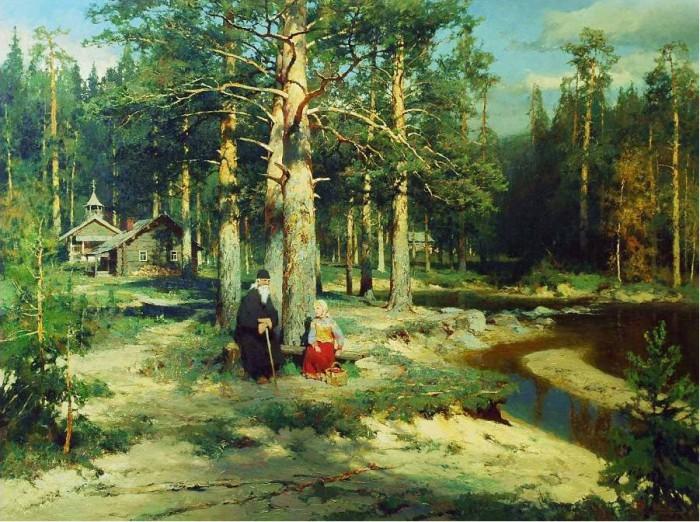 Суровая и волшебная природа русского Севера от Юрия Васендина