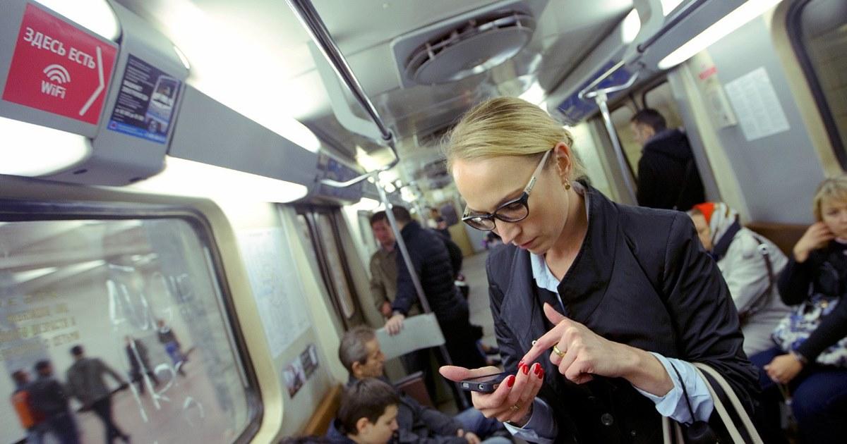 Опросы пользователей Wi-Fi в…