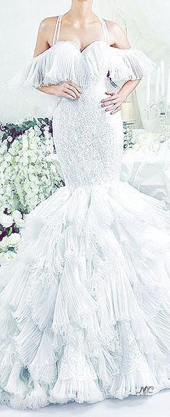 Wedding Dresses By Dar Sara.Коллекция свадебных платьев-МЕЧТА!