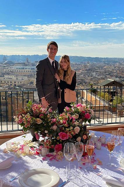 Сын самого богатого человека в Европе Бернара Арно Александр объявил о помолвке Звездные пары