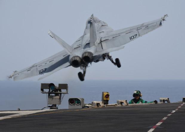 Американские палубные самолеты получат улучшенный «Ковер-самолет»