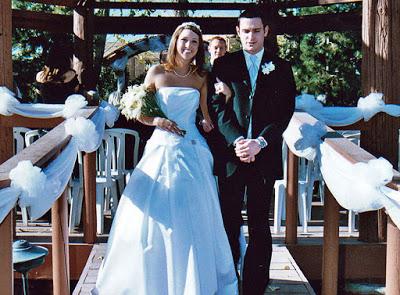 После свадьбы эта пара вопло…
