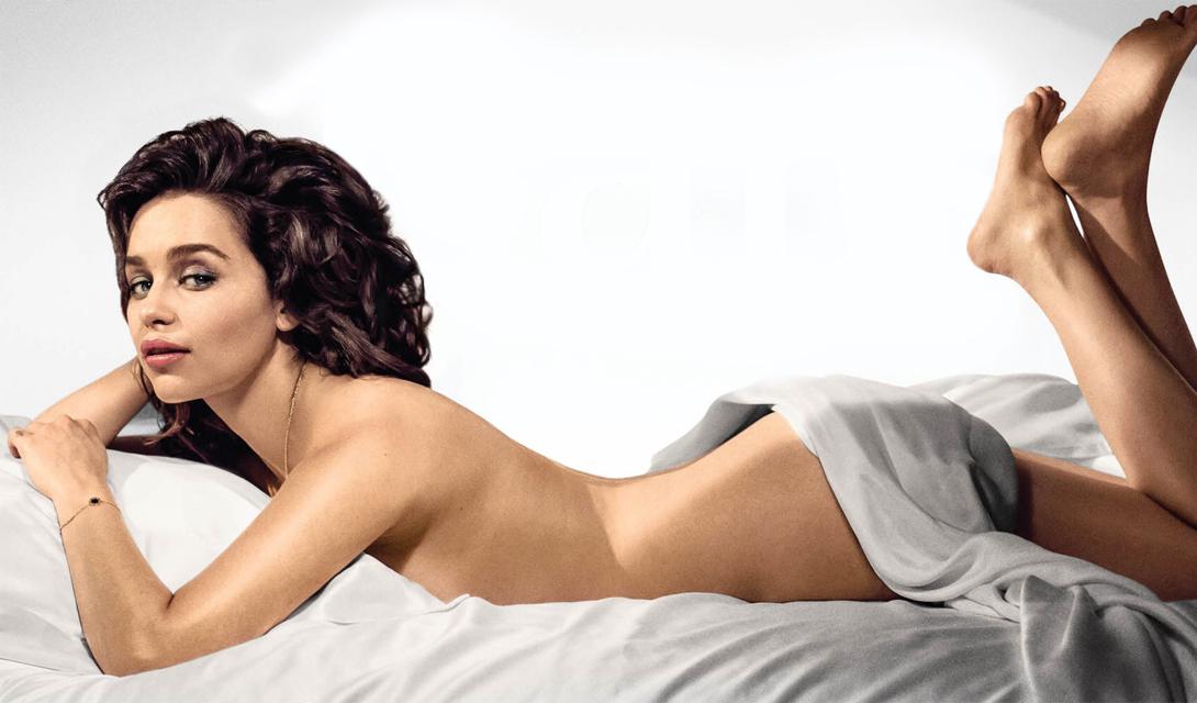 Эмили Кларк: самая сексуальная девушка в мире девушки