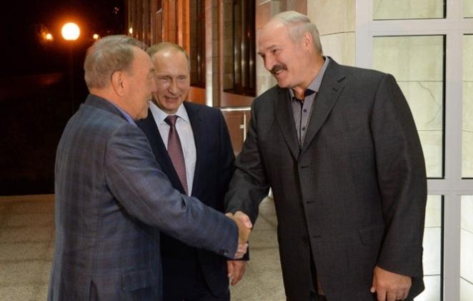 Путин - Лукашенко: Это не пиво. Зачем вы молоко-то разбавляете?