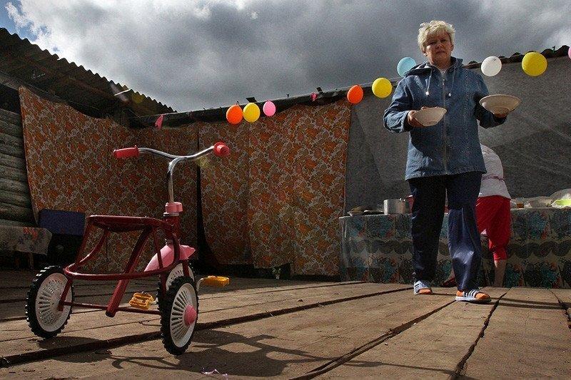 «Свадьба без гламура» и самобытная деревня Бобровка
