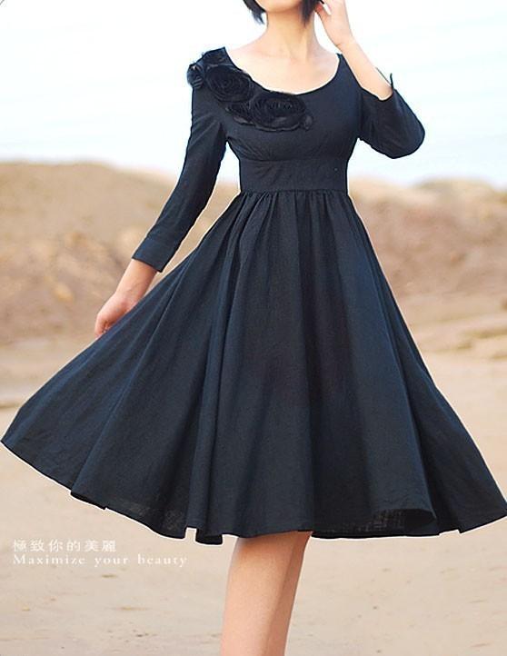 Красивые фасоны платьев: топ-10 самых модных фасонов в 2019 домашний очаг...