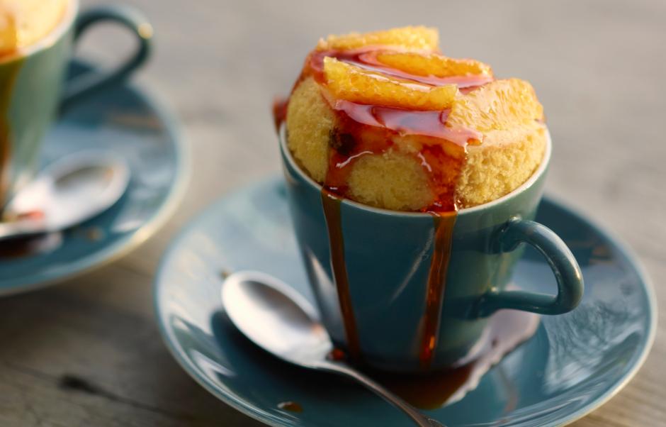 Пять быстрых рецептов полезных завтраков в кружке