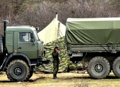 Страх и ужас Киева: колонны российской армии мчатся на Донбасс