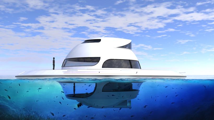 Жизнь на воде: каким будет город будущего