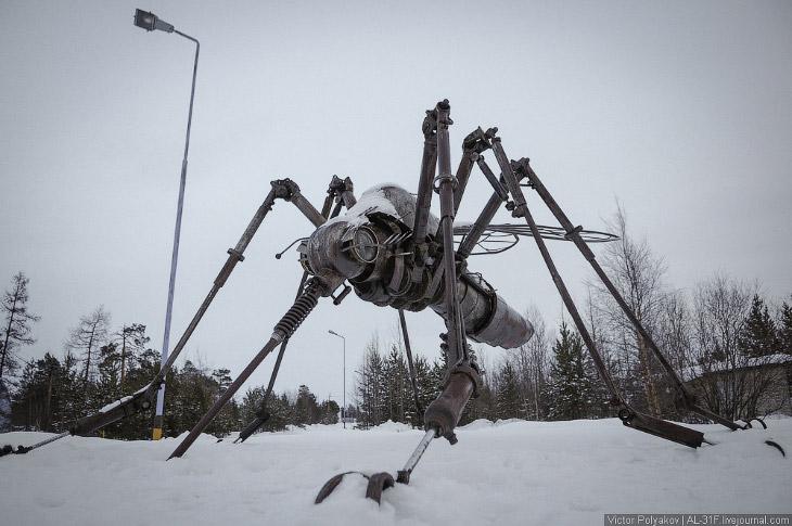 Ноябрьск — край нефтяников и газовиков