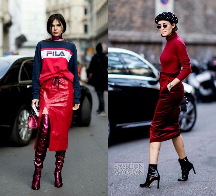 С чем носить юбку-карандаш и выглядеть модно фото №28