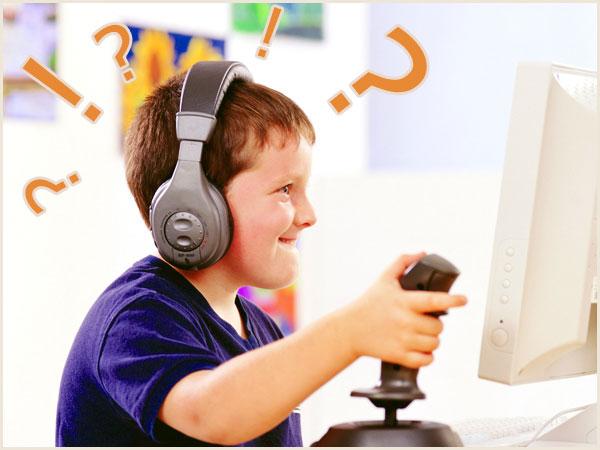 Дети тратят 28 млн рублей в неделю на компьютерные игры