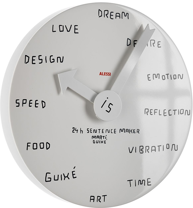 """Те же часы со """"шкалой чувств"""""""