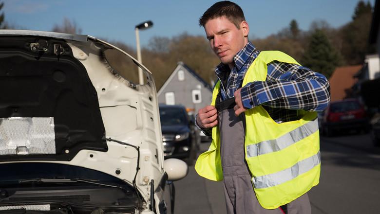 Световозвращающий жилет с 18 марта: водителей всё-таки могут оштрафовать за его отсутствие