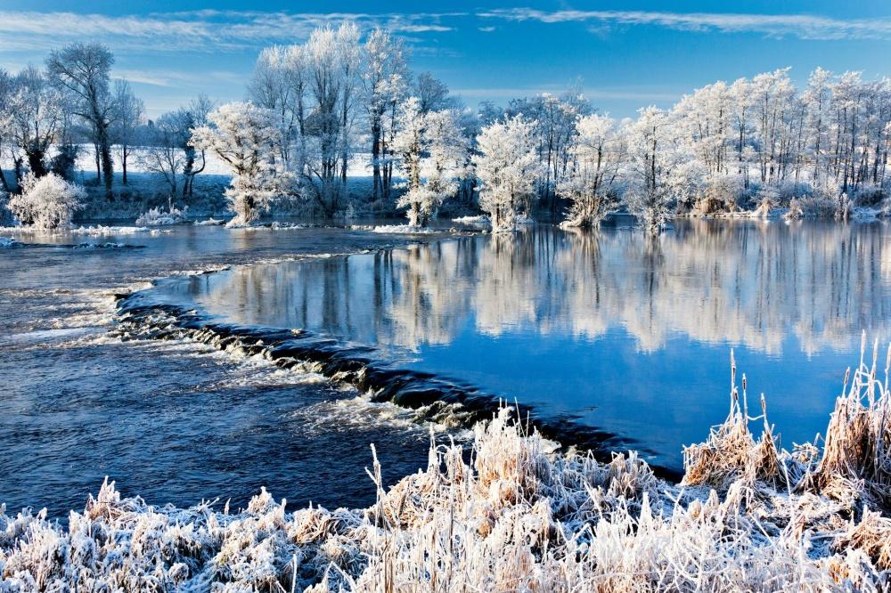20 мест, где зима сказочно прекрасна
