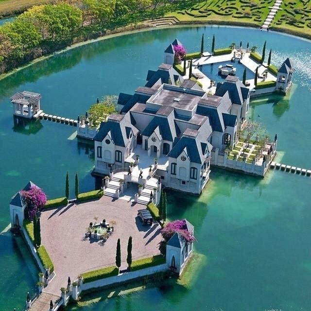 Вот он, дом моей мечты!