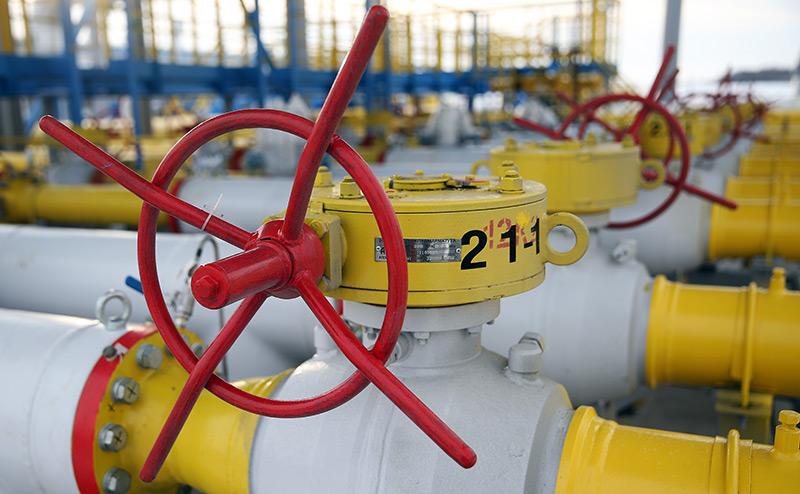 Украина загнала «Газпром» в трубу