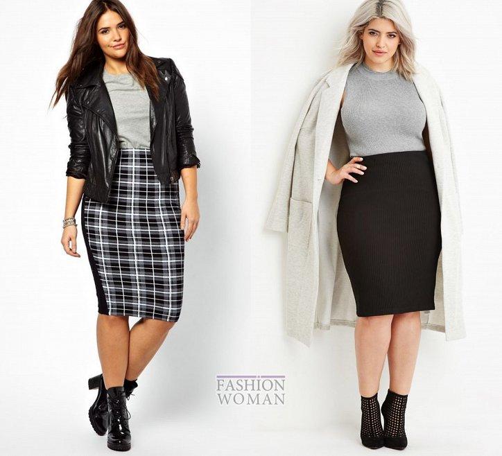 С чем носить юбку-карандаш и выглядеть модно фото №5