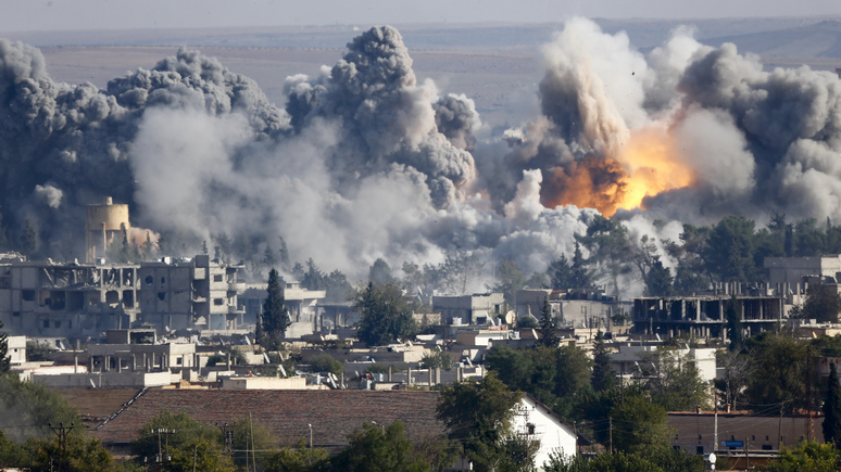 Newsweek: Россия поможет восстановить Сирию — так же как восстановила послевоенную Европу