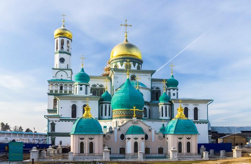 Новоиерусалимский монастырь, фотопутешествие