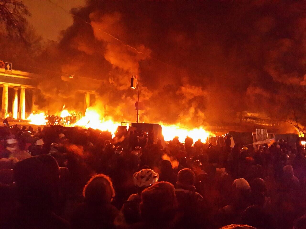 "С ума сойти, дошло, наконец! - ""На Украине поняли, что Евромайдан - причина всех бед в стране"""