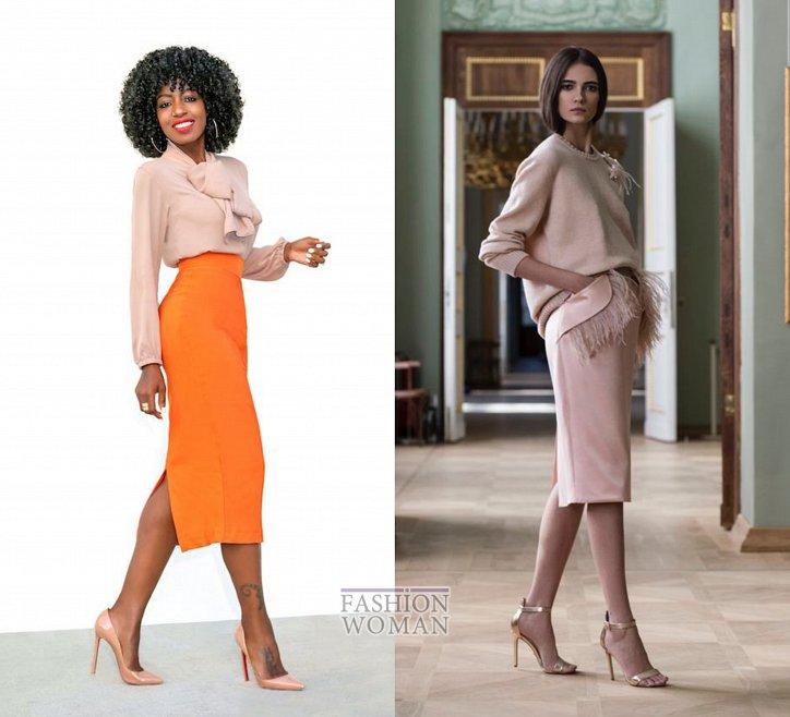 С чем носить юбку-карандаш и выглядеть модно фото №27