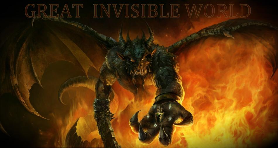 Рождение Дьявола