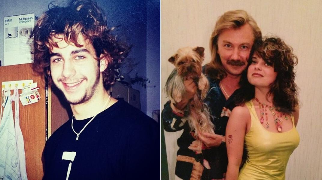 Привет из 90-х! Редкие фото российских знаменитостей — Eщё