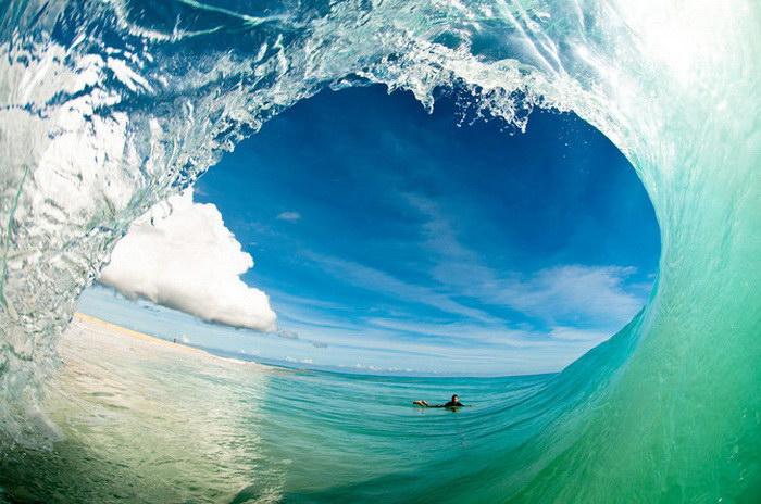 Невероятные фотографии, сделанные человеком, любящим море