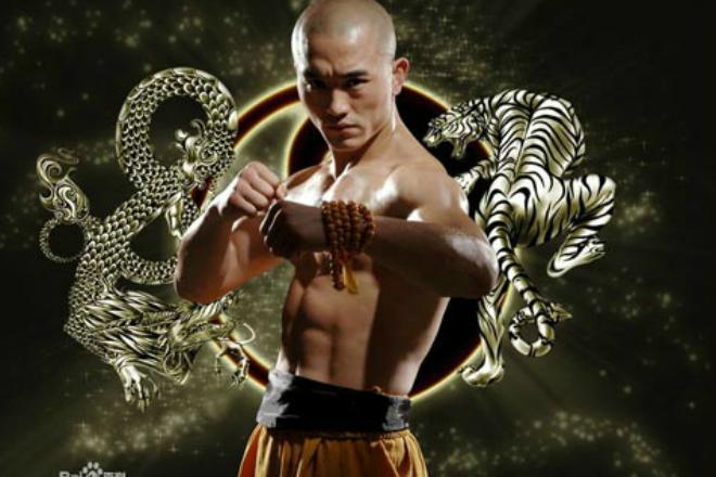Шаолиньские монахи, которые удивляют