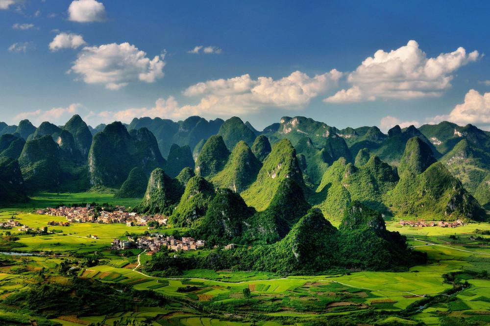 Южно-Китайский карст