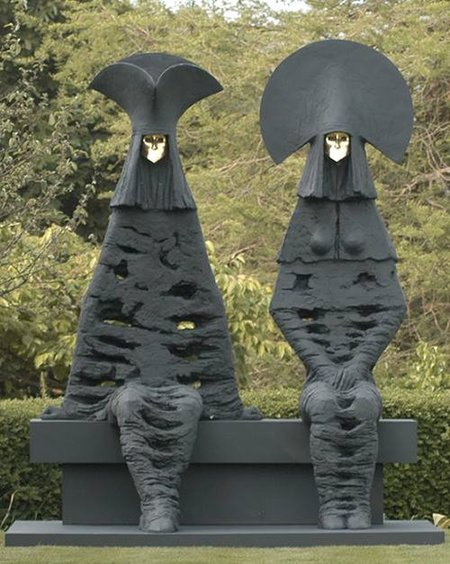 Philip Jackson – творец скульптур из бронзы