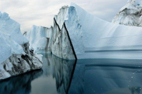 Лед: Портреты исчезающих ледников