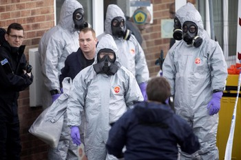 О ходе расследования попытки убийства Сергея Скрипаля в Лондоне