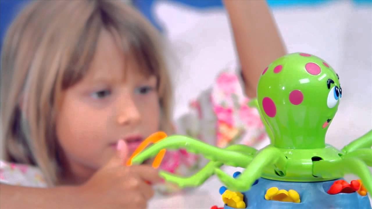 Подумайте про осьминога, если вдруг грустно стало