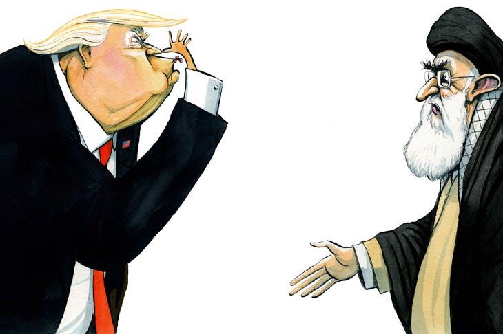Почему Иран предпочитает Восточный блок Западному