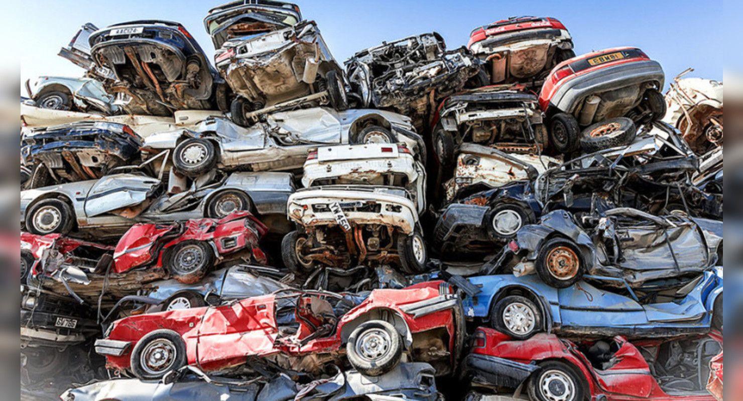 В Финляндии избавляются от автохлама и помогают гражданам приобрести машины Автомобили