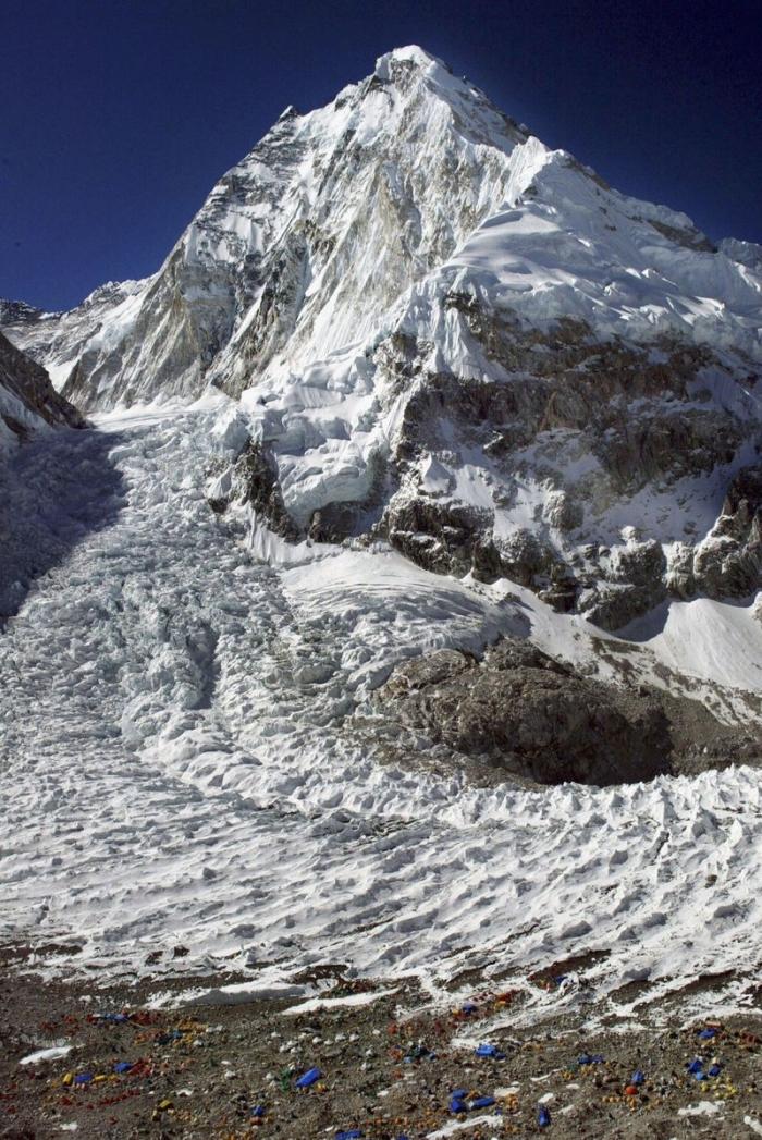 Эверест — вершина мира!