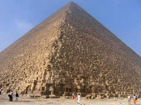 Пирамида Хеопса — кто, как и зачем?