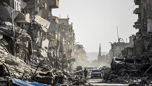 Новости Сирии. Сегодня 26 октября 2017