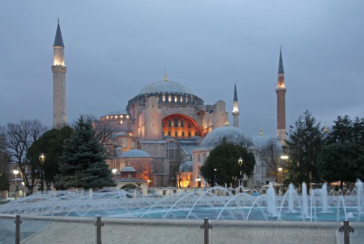 Стоит ли отправляться в Стамбул зимой?