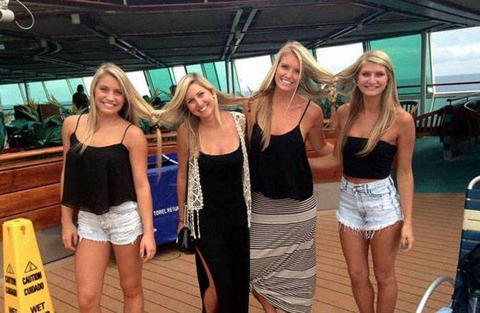 Приколы с блондинками (46 фото)