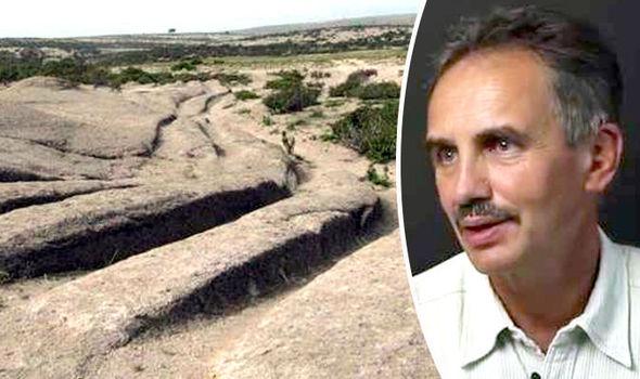 Археологи: миллионы лет наза…