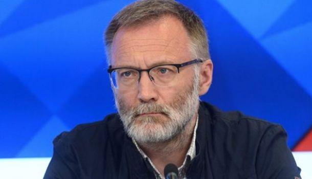 Телеведущий Сергей Михеев послал украинского эксперта «в ж*пу» в прямом эфире новости,события,политика
